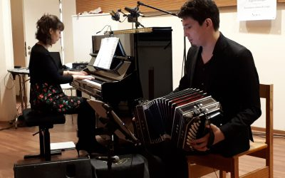Milonga avec orchestre